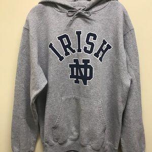 Champion Notre Dame Fighting Irish Football Hoodie